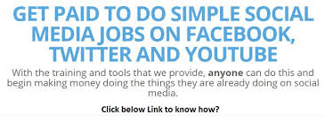 Affiliate Commission Get Paid to do simple media tasks and jobs