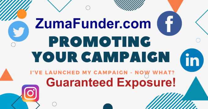 GoFundMe KickStarter Indiegogo Fundly Public Relations News Services, Social Media Promotion, News Release Writing, Crowd Funding Campaign Promotion, Twitter Promotion, Facebook Marketing & Promotion Our Marketing & Campaign Promotion is #1 Public Relations Promotion Service to increase Exposure & get Traffic.